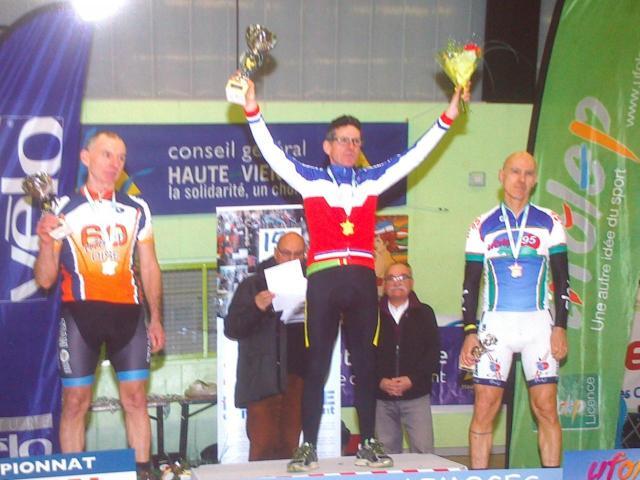 CHAMPIONNAT DE FRANCE UFOLEP CYCLO X 2017
