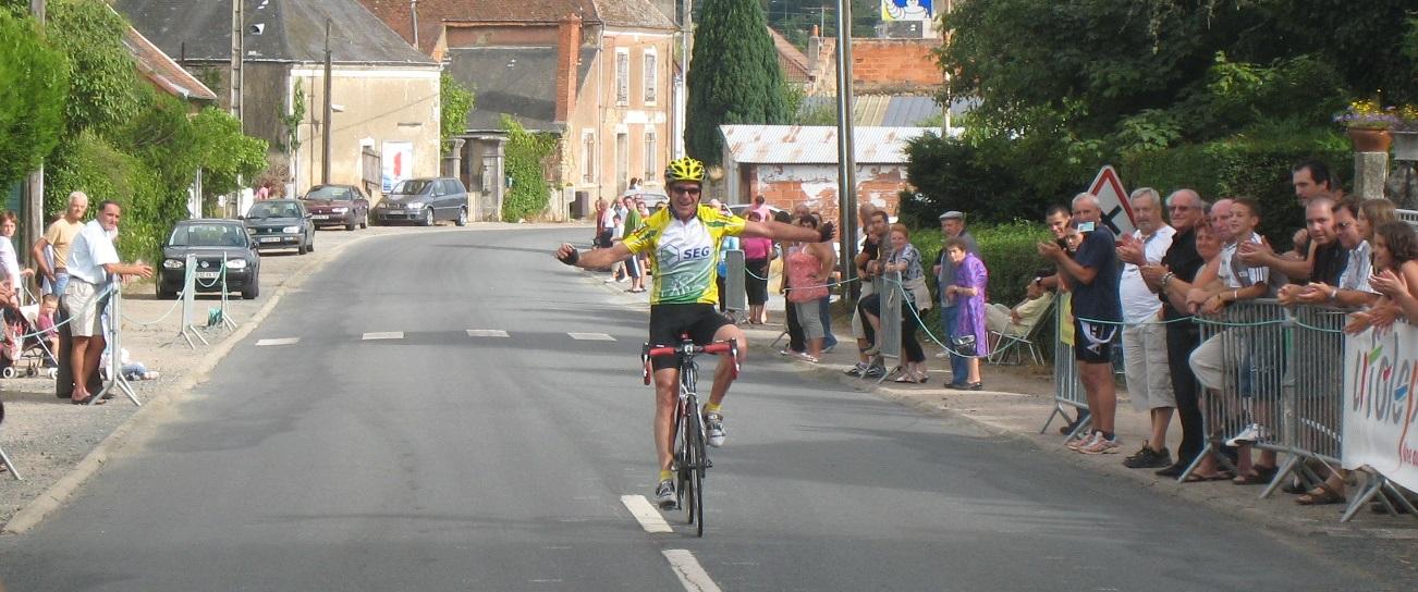 Neuvy St Sépulchre Cyclisme