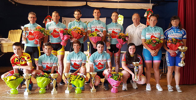Champions Régionaux 2018
